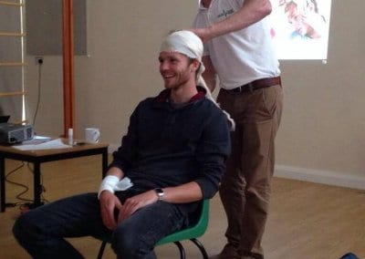 Coney Hill Community Primary School provided by Ben Limbrick First Aid Trauma Training