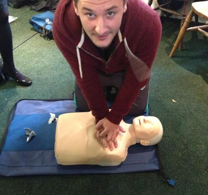 Steve Gooch Estate Agents – Emergency Response First Aid Course